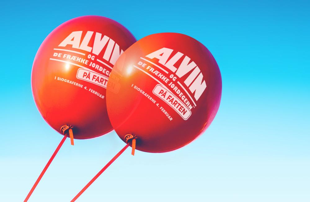 Alvin - Balloner